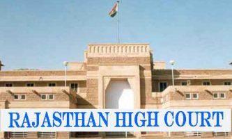 Rajasthan High Court Civil Judge