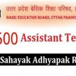 UP 68500 Assistant Teacher