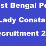 West Bengal Police Lady