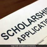 UP Scholarship Form