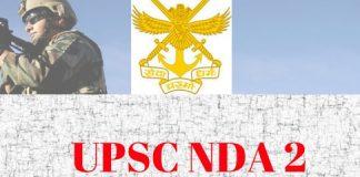 UPSC NDA II