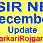 CSIR NET December