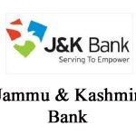 JK Bank Banking Associate