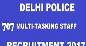 Delhi Police MTS