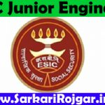 ESIC Delhi Junior Engineer