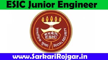 ESIC Delhi Junior Engineer
