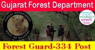 Gujarat Forest Guard