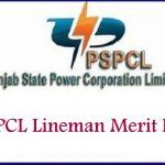 PSPCL Lineman Apprentice