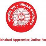 railway ncr allahabad apprentice