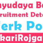 Abhyudaya Bank Clerk