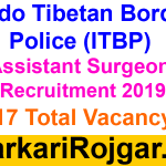 ITBP Assistant Surgeon
